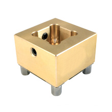 RIN S25 EROWA EDM electrode clamp Prisround brass uniholder