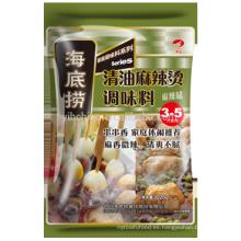 Haidilao comestible condimento de aceite vegetal para Malatang gran marca