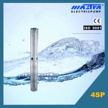 Bomba de aço inoxidável de 4 polegadas 4SP em aço inoxidável