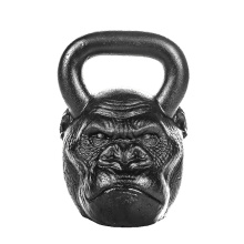 72 LB Gorrila Animal Face Kettlebell