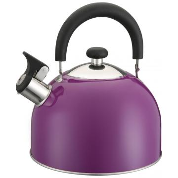 The Purple Whistling Kettle