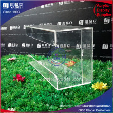 Transparent Acrylic Operation Box with Gloves