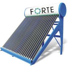 Chauffe-eau solaire pressurisé à chaud