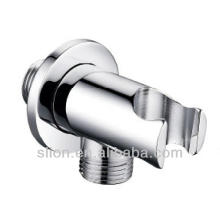 Brass shower bracket with water outlet