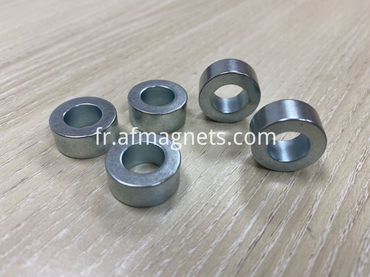 Diametrically Magnetized Neodymium ring magnets