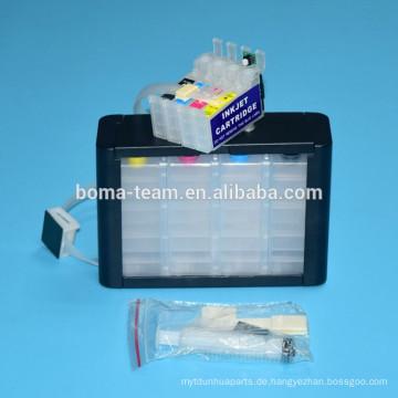 Kontinuierliches Tintensystem für Epson T2711 Mitarbeiter wf7620 wf7110 wf7610 wf3620 wf382 wf3640 3640 7110 Drucker Tintenpatrone ciss