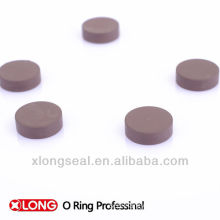 solid gasket for ball valve