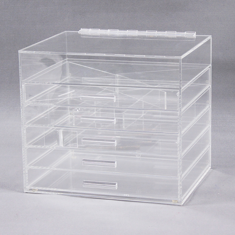 Acrylic Storage Boxes For Makeup
