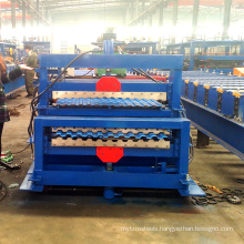 China manufacturer russia type canton fair new design double layer name plate making machine