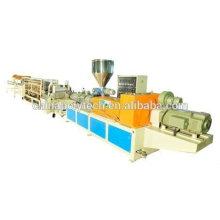 Перерабатывать PP глазурованная плитка экструзионной линии