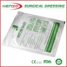 Henso Sterile Paraffin Gauze Pads