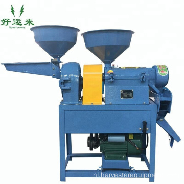 Rice Mill Plant Corn Tarwemeel Malen Machine