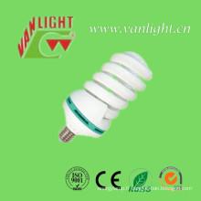 Haute puissance T5 spirale complet 45W CFL, lampe économiseuse d'énergie