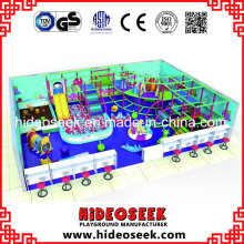 Classcial Indoor Naughty Castle for Chidlren with Ce Standard