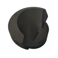 factory price column casting Isostatic Pressure High Pure Boat Graphite ingot mold