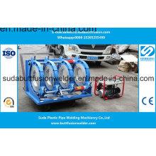 280мм/500мм HDPE пластиковые трубы для стыковой Сварочный аппарат/соединяя машину