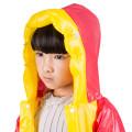 Manteau de pluie de mode poncho enfants vêtements de pluie en PVC