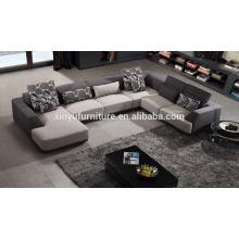 foshan home living room fabric sofa supplier KW1208B