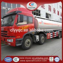 China fuel semi-trailer truck bulk cement transporters cheap