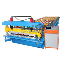 Rib Bumbung Roofing Making Machine