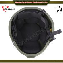 Поставщик золота Китай 1.3-1.5kg pe баллистический шлем