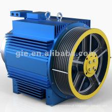1350kg ac síncrono motor GSS-LL para peças de elevador