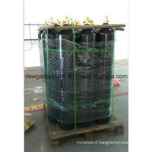 Cylindre de gaz azote ISO9809-3 80L