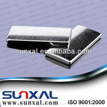 Permanent Power material neodymium magnet for wind turbine