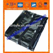 Heavy Duty PVC Tarpaulin With Strong Tear Strength