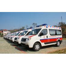 Ambulância de transferência de veículo médico
