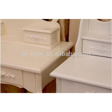 OEM Mirror Vanity dressing Table Set