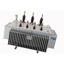Transformadores de núcleo amorfo de alta eficiencia
