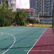 Indoor /Outdoor Professional Cheap PP Interlocking Sports Flooring for Basketball Court