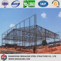 Stahlbinder-Struktur für vorfabrizierte Werkstatt