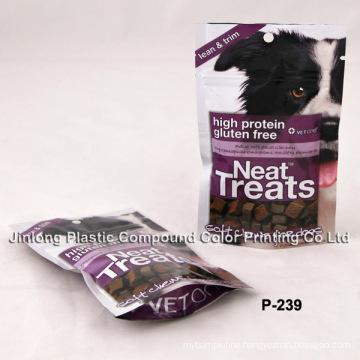 Stand up Pet Food Bag