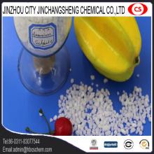 Engrais granulaires blancs granulés de sulfate d'ammonium par le producteur chinois