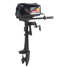 Gasoline 3.6HP 2 Stroke Inflatable Boat Motor Water Cooling
