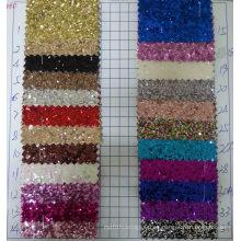 Ck-060 3D Chunky Glitter para papel de pared