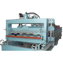 Glazed Tile Roof Roll Forming Machinery