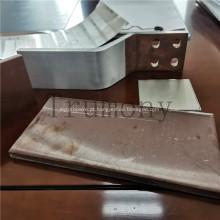 Painel composto de alumínio e cobre para comunicação 5G