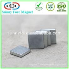 n38 small zinc block magnet