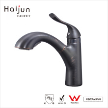 Preços de fabricação Haijun 2017 Salão de banho artístico da casa Torneiras de latão
