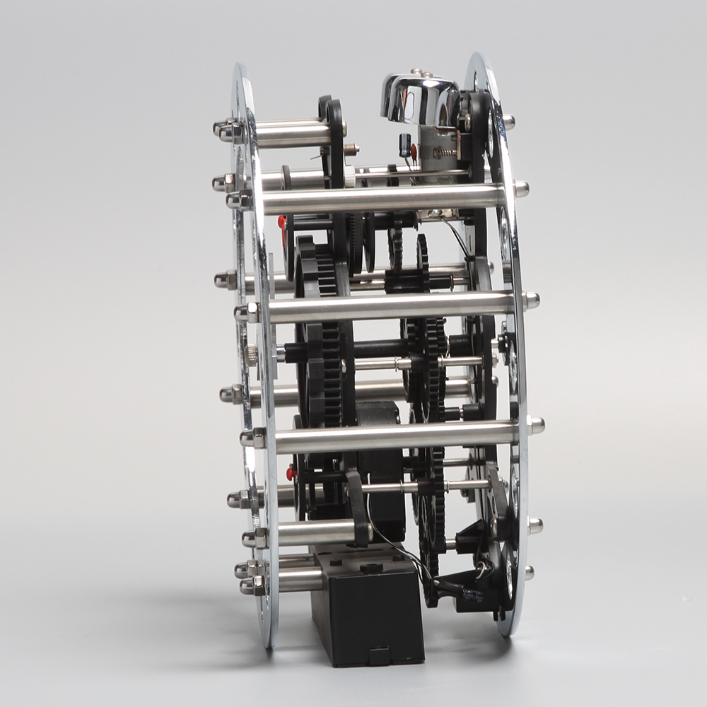 Mechanical Travel Clock