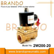 Électrovanne d'eau 2W200-20 3/4 '' 120V 110V