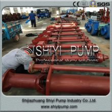 Vertical Centrifugal Wear Resistant Mining Dewatering Sump Pump