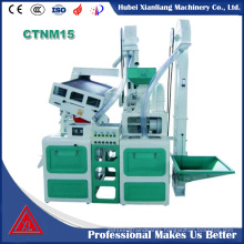 20ton/day home auto complete rice milling machine