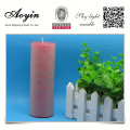Scented Home Decoration Red Pillar Candle
