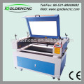 China alta velocidade 150 w co2 laser cnc máquina de corte