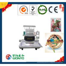 Высокоскоростная автоматическая вышивальная машина с одной головкой