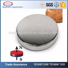 Most trading custom size neodymium monopole industrial magnet